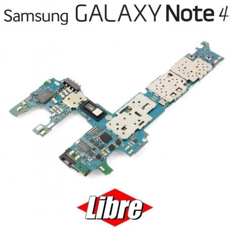 Placa Base Motherboard Samsung Galaxy Note 4 SM N910F 32 GB Libre