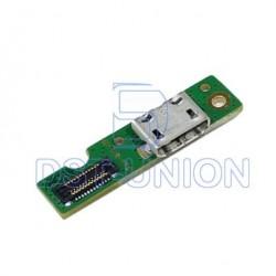 Placa con conector de carga BQ E10
