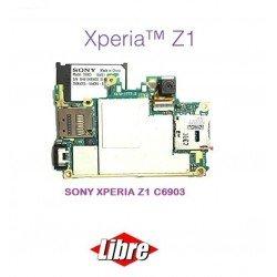 SONY XPERIA Z1 L39H C6903 PLACA BASE LIBRE 16GB