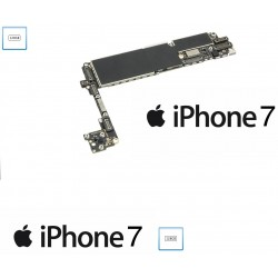 IPHONE 7 128GB PLACA BASE LIBRE SIN BOTÓN HOME