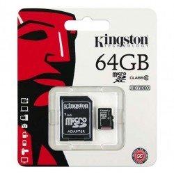 Kingston 64G MicroSD class 10
