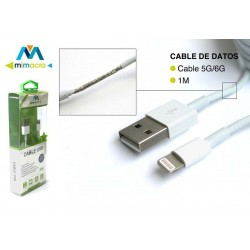 Cable Lightning Apple Anti-Broken Mimacro (1m) 30072
