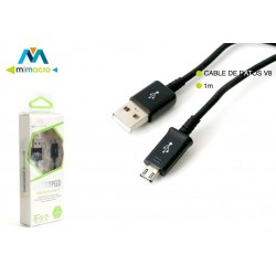 Cable MicroUSB Mimacro (1m) 30067/ 30068