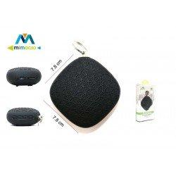Mini altavoz con mosquetón Mimacro 34555