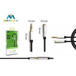 Cable de extensión de audio Mimacro 1M 32013
