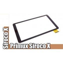 "PRIMUX SIROCCO PANTALLA TACTIL 10.1"""