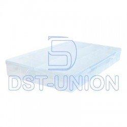 Caja Rectangular Claro Transparente Organizador 28 Compartimentos